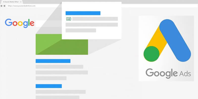 what to write in google ads