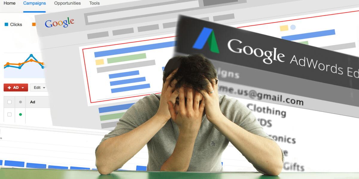 Click frauds in Google Ads