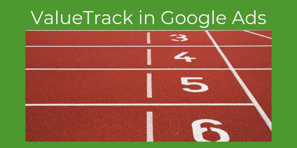 ValueTrack in Google Ads