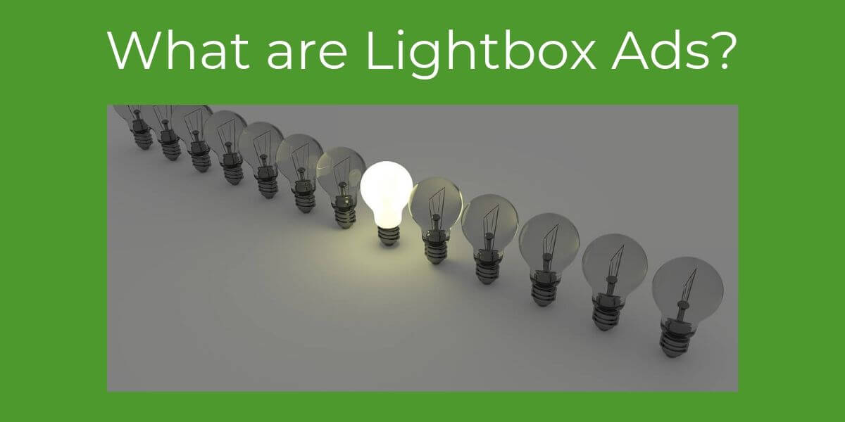What are Lightbox Ads?