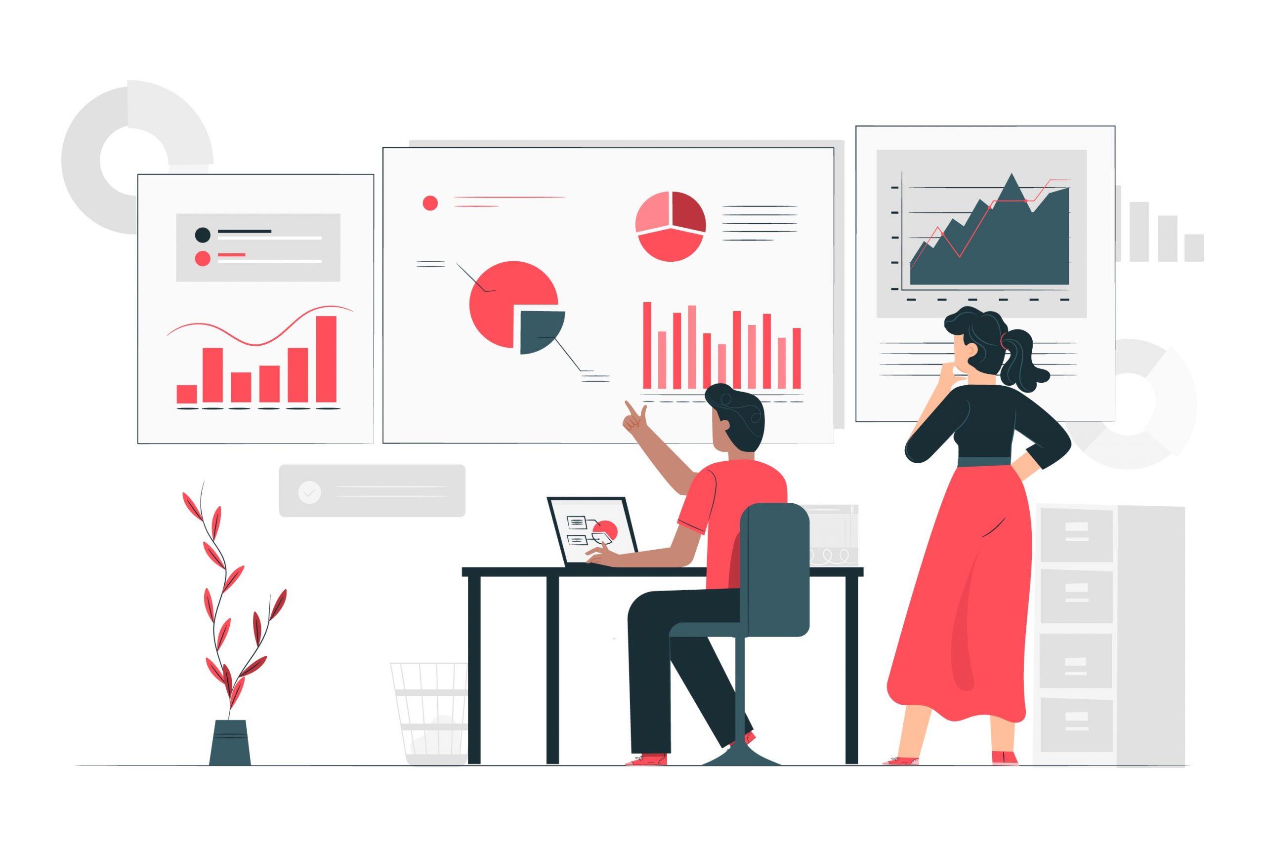 Digital Marketing Report Automation & Data Monitoring