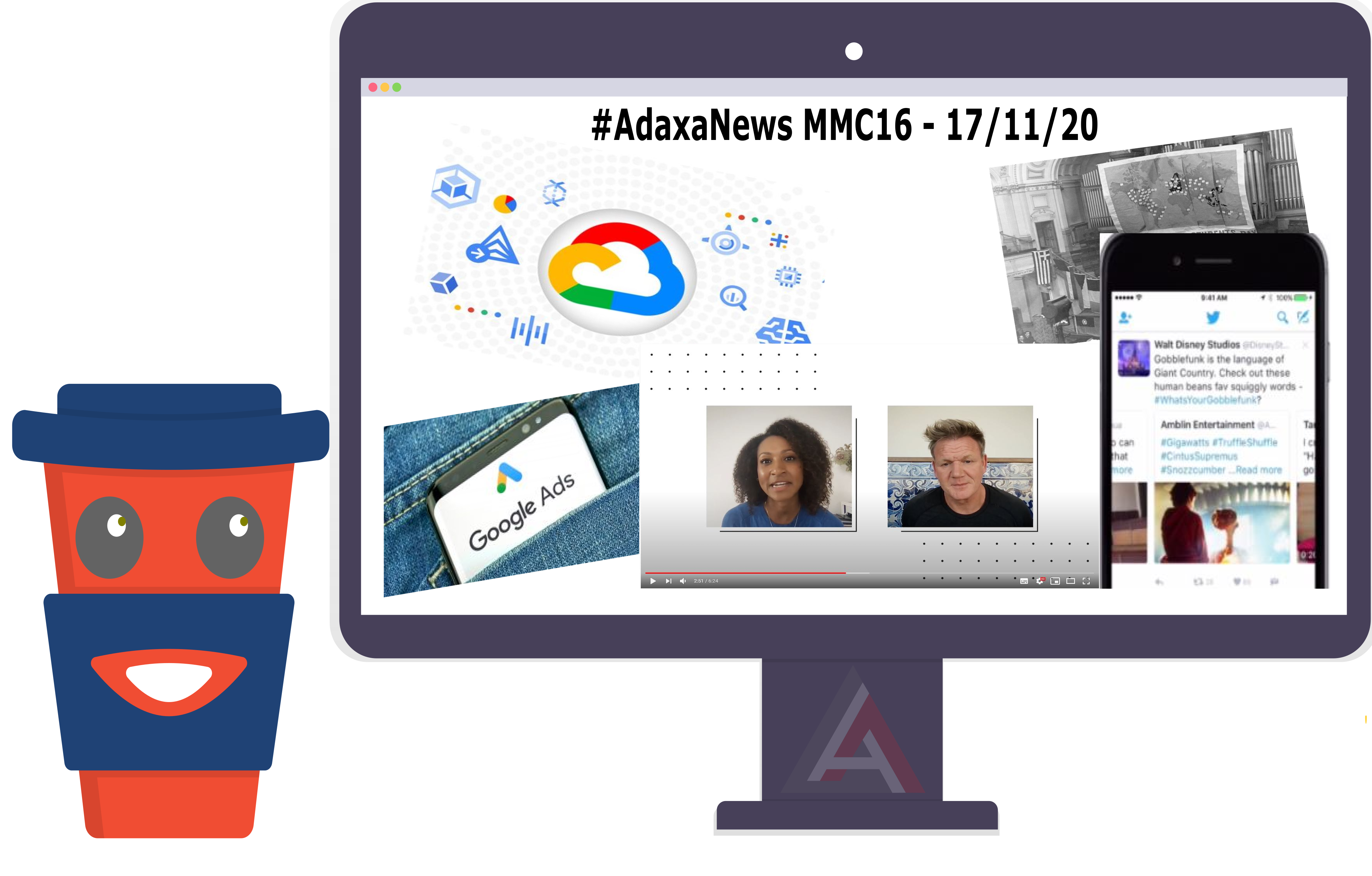 Scaling Your Agency, Google Cloud, Google Ads, Twitter Carousel Ads & More – [MMC-16]