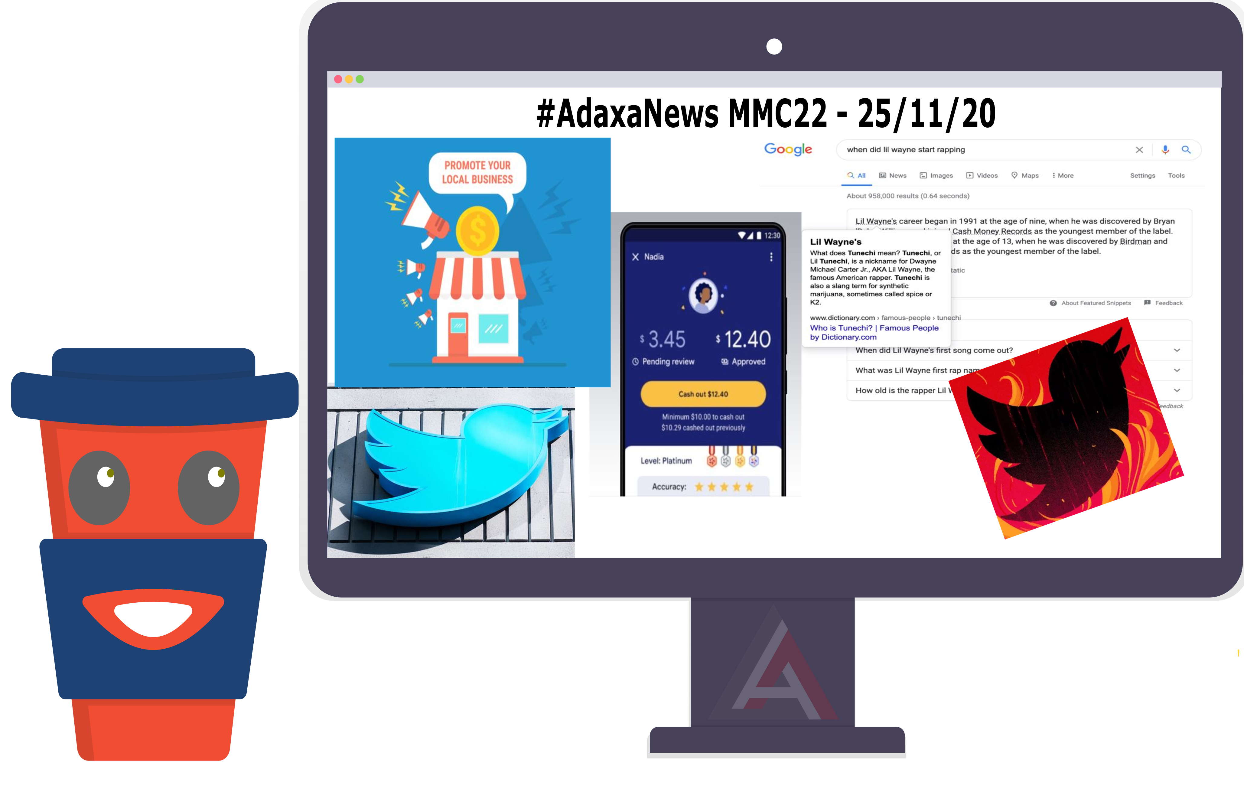Google Contextual Links, How to Work for Google, Twitter Account Verifications & More – [MMC-22]